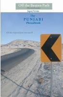 The Punjabi Phrasebook