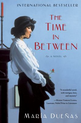 The Time in Between book cover
