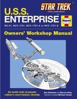 U.S.S. Enterprise NX-01, NCC-1701, NCC-1701-A to NCC-1701-E