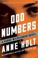 Odd numbers : a Hanne Wilhelmsen novel