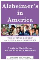 Alzheimer's In America