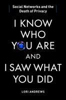 I Know Who You Are and I Saw What You Did