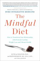 Image: The Mindful Diet