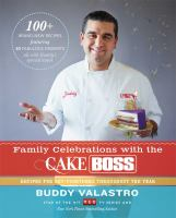 Family Celebrations With The Cake Boss