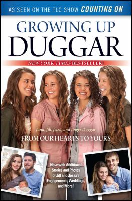 Cover image for Growing up Duggar