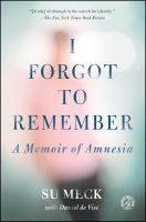 I Forgot to Remember