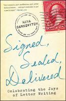 Image: Signed, Sealed, Delivered