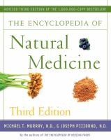 The Encyclopedia of Natural Medicine
