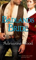 Badlands Bride