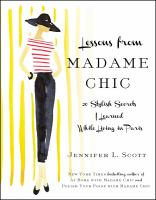Lessons From Madame Chic