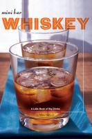 Minibar Whiskey