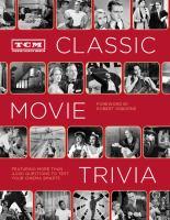 TCM Classic Movie Trivia