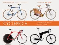 Cyclepedia Book Cover