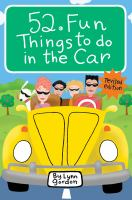52® Fun Things to Do in the Car