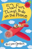 52 Fun Things to Do on the Plane