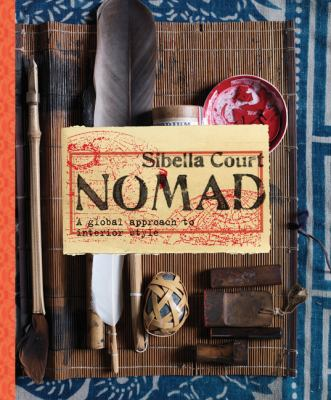 Nomad: a Global Approach to Interior style book cover