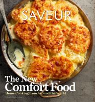 Saveur, the New Comfort Food