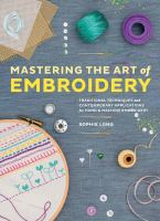 Mastering the Art of Embroidery