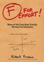 F for Effort!
