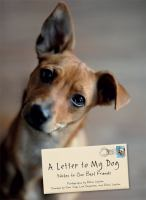 Image: A Letter to My Dog