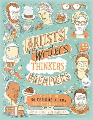 Cover image for Artists, Writers, Thinkers, Dreamers