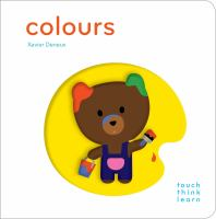 TouchThinkLearn: Colours [BOARDBOOK]