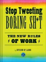 Stop Tweeting Boring Sh*t