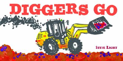 Cover image for Diggers Go