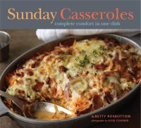 Sunday Casseroles