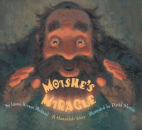 Moishe's miracle a Hanukkah story