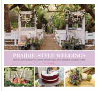 Prairie-style Weddings