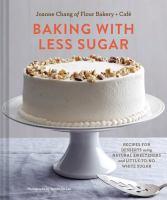 Baking With Less-sugar