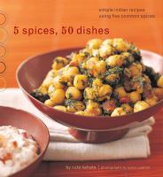 5 Spices, 50 Dishes