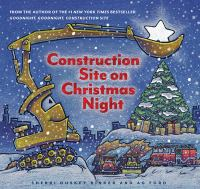 Construction Site on Christmas Night
