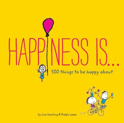 Cover image for Happiness Is