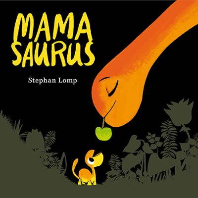 Cover image for Mamasaurus