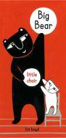 Big Bear, Little Chair