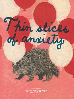 Thin Slices of Anxiety