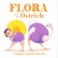 Cover of Flora and the Ostrich