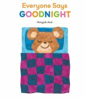 Everyone Says Goodnight