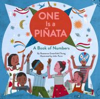 Cover of One is a piñata :a book