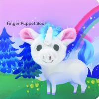 Baby unicorn : finger puppet book
