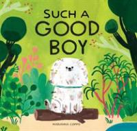 such a good boy book cover