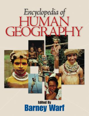 "Picture of book cover for the ""Encyclopedia of Human Geography"""