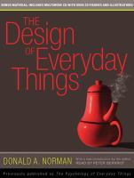 The Design of Everyday Things(Unabridged,CDs)
