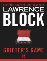 Grifter's Game