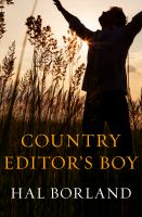 Country Editor's Boy