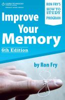 Improve your Memory