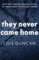 They Never Came Home