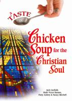 A Taste of Chicken Soup for the Christian Soul